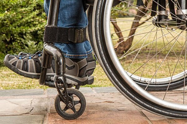 Temporary and permanent disability