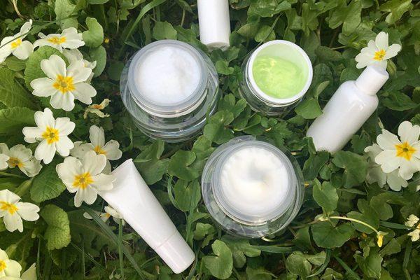 Serum, ideal for regenerating the skin